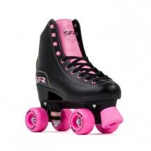 Roller Quad SFR Figure Noir/Rose