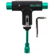 T-Tool Silver Tool Noir/Vert