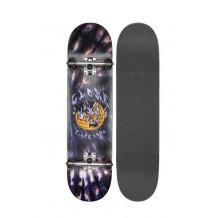 "Skate Globe G1 Ablaze Black Dye 8"""