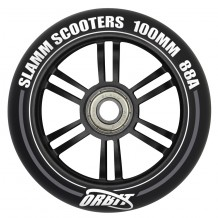 Roues Slamm 100mm 88A Orbit