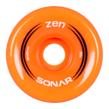 Roues Radar Zen 62mm/85a Orange