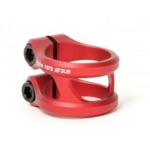Double collier de serrage Ethic Sylphe rouge