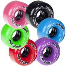 Roues Sure Grip Aerobic 62mm 85A x4