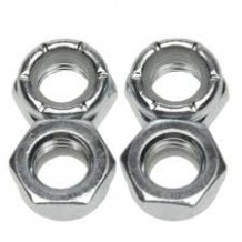 Axle Nuts Sushi 8mm