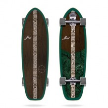 "Cruiser Yow Teahupoo 34"" Power Surfing"