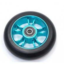 Roue Blunt 100mm 10 spokes teal