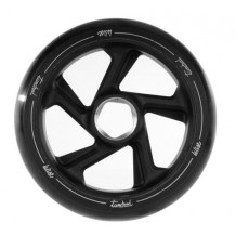 Roue wise Trunded 110mm noir