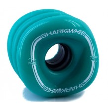 roues Shark Wheel Sidewinder 70mm 78a Turquoise