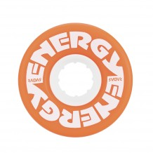 Roues Radar Energy 57mm 78a Orange