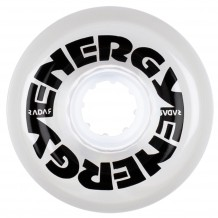Roues Radar Energy 65mm 78a Clear