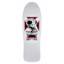 Deck Birdhouse Hawk Skull 10.25""