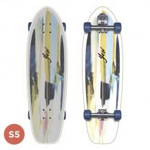 "Cruiser Yow Teahup0o 34"" Power Surfing"