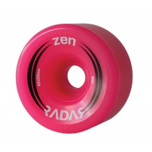 Roue Radar Zen Rose 62mm/85a