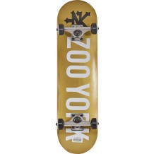 Skate Zoo York Gold 7.5""