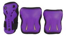 Pack de protections SFR essentiel violet pour enfant
