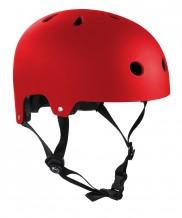 Casque SFR Essential rouge mat