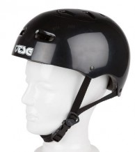 Casque TSG evolution Injected Colors black