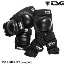 Pack de protection TSG Junior/XS