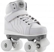 Rio Roller Kicks Quad Skates Blanc