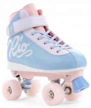 Rio Roller Milkshake Quad Skate bleu ciel