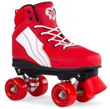 Rio Roller Pure Quad Skates Rouge/Blanc