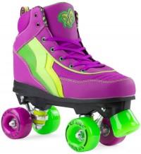 Rio Roller Classic II Roller Quad Enfant / Adulte Violet