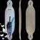 Longboard Original apex 37 double concave freeride