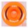 Roues Radar Zen 62mm/85a Orange