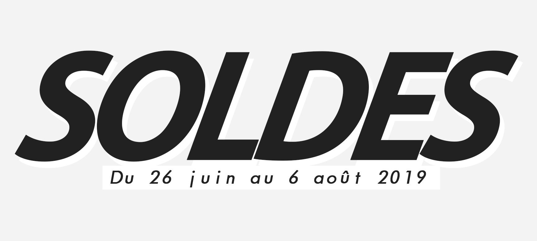 SOLDES ETE 2019